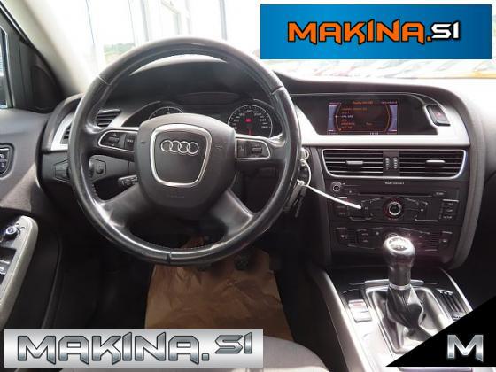 Audi A4 Avant 2.0 TDI DPF