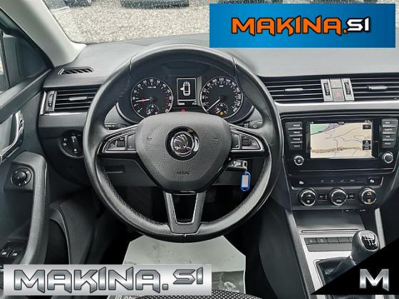 Škoda Octavia Combi 1.6 TDI EXECUTIVE Navigacija- PDC- 2 x avtomatska klima