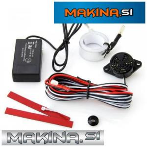 Elektromagnetni parkirni senzorji / montaža brez vrtanja