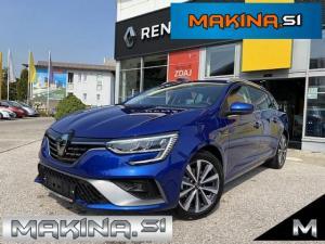 Renault Megane NOVI RS Line Blue dci 115