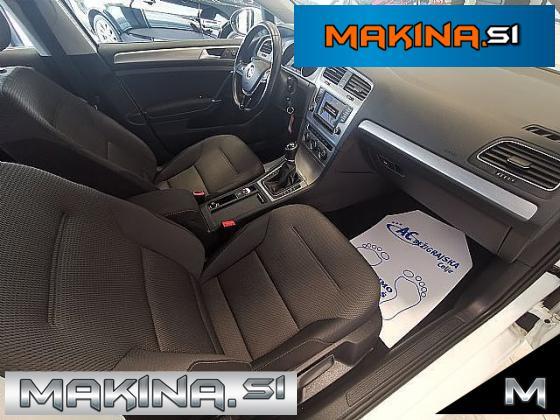 Volkswagen Golf Variant 1.6 TDI BMT Comfortline- BIXENON- PARKTRONIC