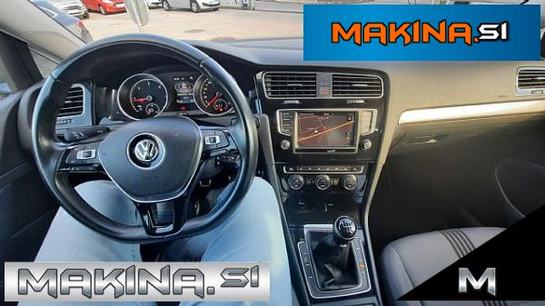 Volkswagen Golf Variant 1.6 TDI BMT ALLSTAR