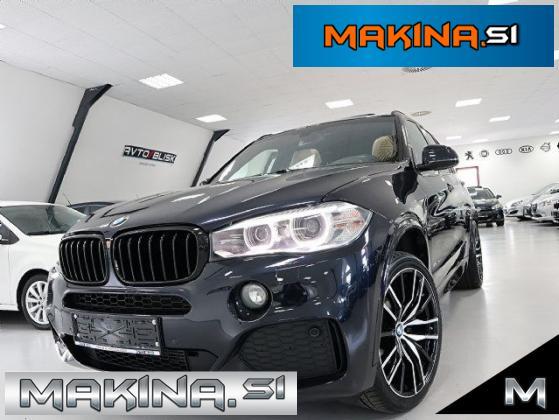 BMW serija X5- 30d- XD- M PAKET- SLOVENSKO VOZILO- PANORAMA- 21.COL- CARBON- F1-