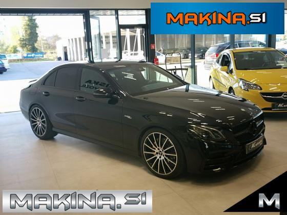 Mercedes-Benz E-Razred E 220 d AMG Line Avtomatic- V8 SOUND- EICHBACH VZMETENJE