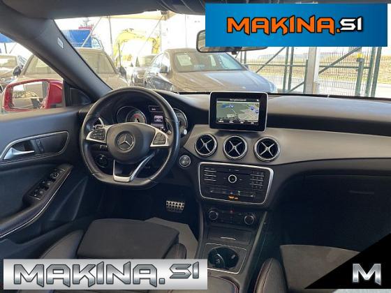 Mercedes-Benz CLA-Razred CLA 220 d Shooting Brake AMG Line Avtomatic- navigacija- kamera