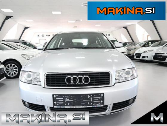 Audi A4 Avant 1.9 TDI- 131PS- CROM- DIGITALNA KLIMA- KLJUKA-