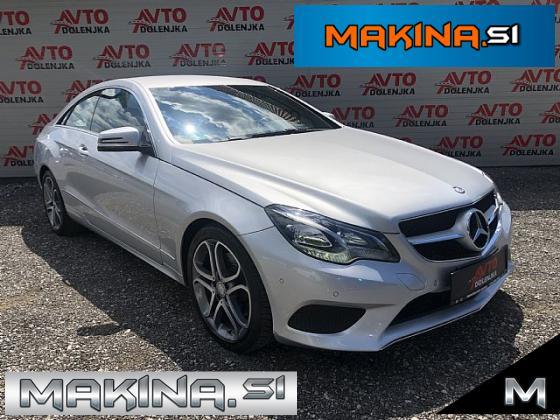 Mercedes-Benz E-Razred E Coupé 220 CDI Usnje- Navigacija- 2 x PDC- UGODNO