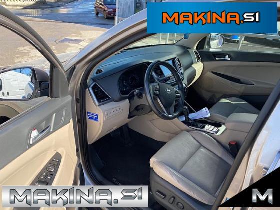 Hyundai Tucson 4WD 1.6 T-GDI Impression