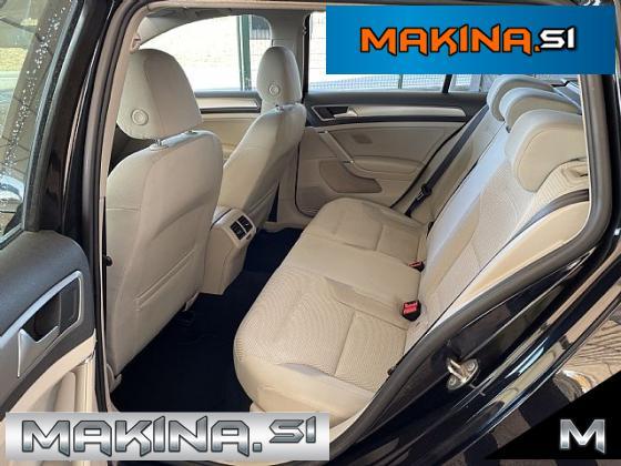 Volkswagen Golf Variant 1.6 TDI BMT Comfortline- navigacija- pdc -alu16