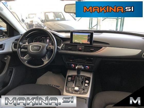 Audi A6 Avant 2.0 TDI Business Multitronic- navigacija- pdc- alu17