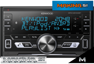 DPX-M3100BT - Kenwood avtoradio