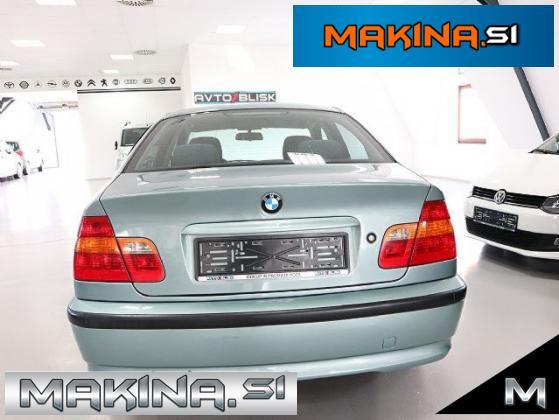 BMW serija 3- 316i- SLOVENSKO VOZILO- TEMPOMAT- SPORT VOLAN- 16 COL-