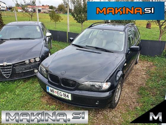 BMW serija 3- 318d touring