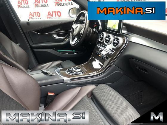 Mercedes-Benz GLC-Razred GLC 250 d 4MATIC Off-Road Avtomatic SLOVENSKO VOZILO- AAC