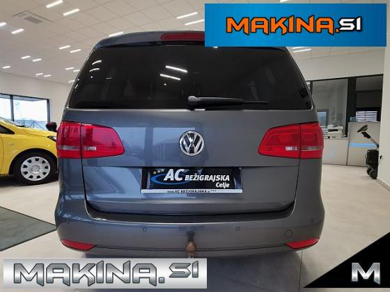 Volkswagen Touran 2.0 TDI Comfortline Cup- DSG- BIXENON- PARKTRONIC