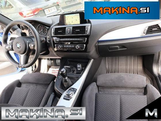 BMW serija 1- 116d M Sport- LED- NAVIGACIJA- PDC- SIJAJ- LIGHT- 18COL-