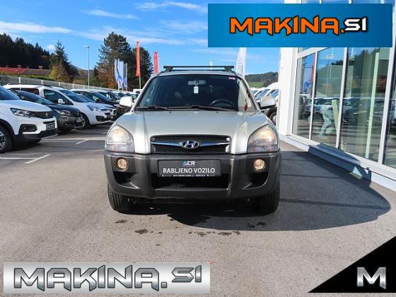 Hyundai Tucson 4WD 2.0 CRDi Premium