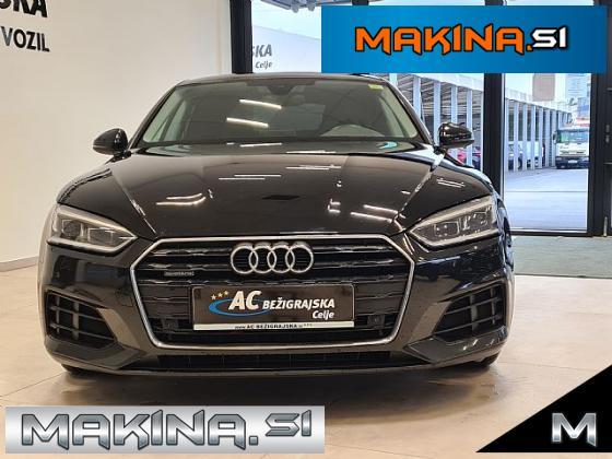 Audi A5 Sportback quattro 2.0 TDI Design S tronic- LED-F1..