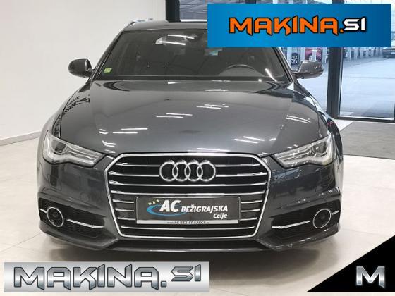 Audi A6 Avant 2.0 TDI ultra S tronic-S-line- RADARSKI TEMPOMAT- BIXENON-