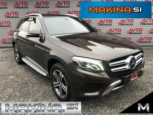 Mercedes-Benz GLC-Razred GLC 250 d 4MATIC Off-Road Avtomatic SLOVENSKO VOZILO- AAC