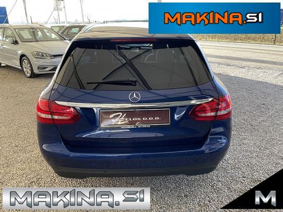 Mercedes-Benz C-Razred C 200 d T Avantgarde- xenon- navigacija- pdc- alu16