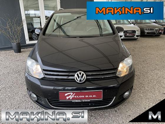 Volkswagen Golf Plus Comfortline 1.4 TSI-t empomat- gretje sedežev