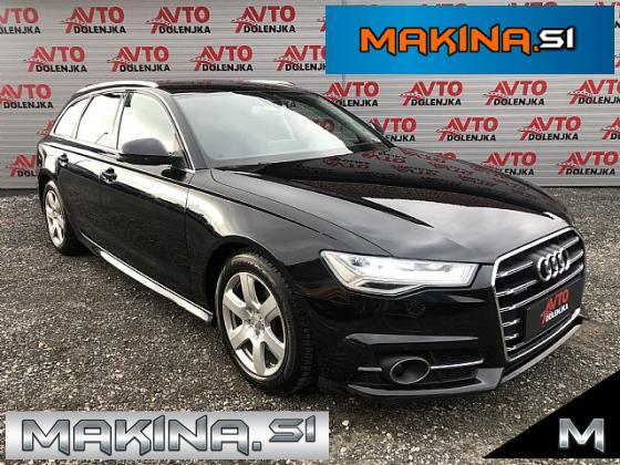 Audi A6 Avant 2.0 TDI ultra Quattro 2xSline-Matrix-ACC
