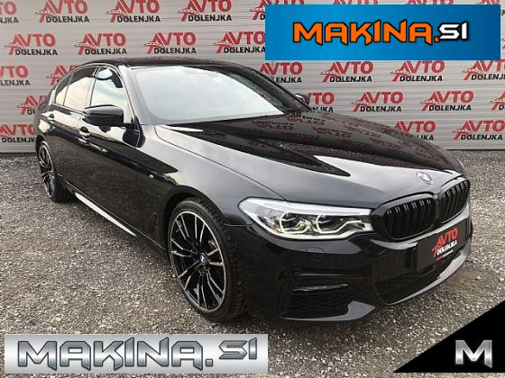 BMW serija 5. 520d xDrive M sport- ACC- FullLED- HUD-Assist