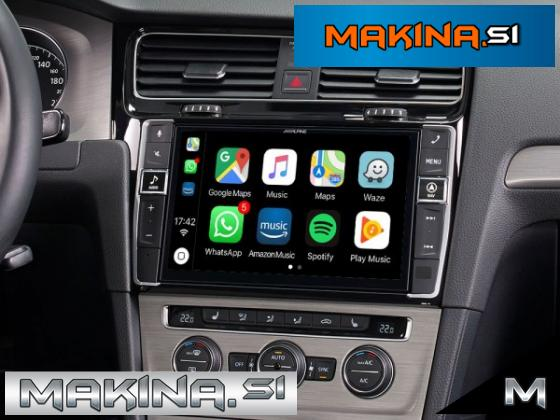 i902D-G7 - Avtoradio Alpine za VW Golf VII