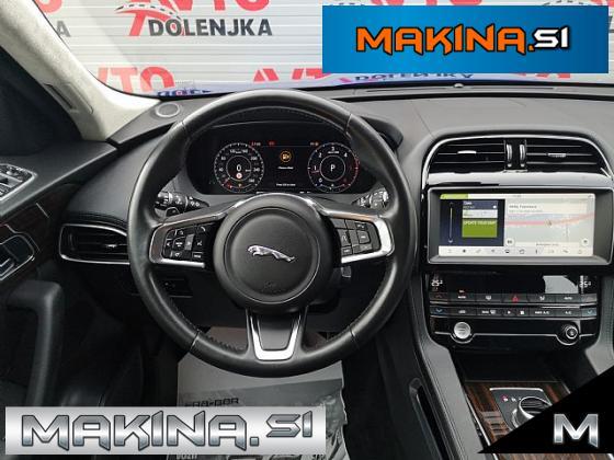 Jaguar F-Pace AWD 2.0D Prestige Avtomatic- Usnje- Kamera- LE 65000KM- LED