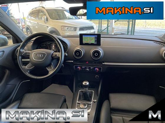 Audi A3 Limuzina 1.6 TDI clean diesel Attraction- navigacija- pdc
