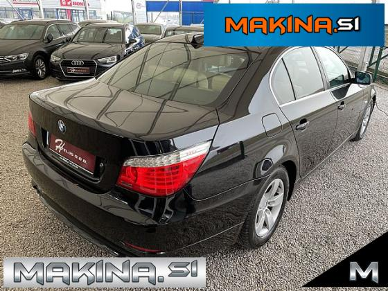 BMW serija 5: 525d Avtomatic- navigacija- pdc- alu16