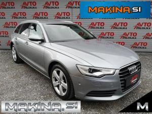 Audi A6 2.0TDI AUTOMATIC- Xenon- Navigacija- 2xPdc- Alu18
