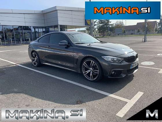 BMW serija 4- 420d Coupe M Sport