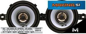 Avtozvočniki Alpine SXE-0825S (avto zvočniki)