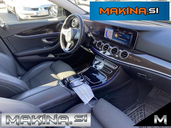 Mercedes-Benz E-Razred E 220 d Avantgarde Avtomatic 4MATIC