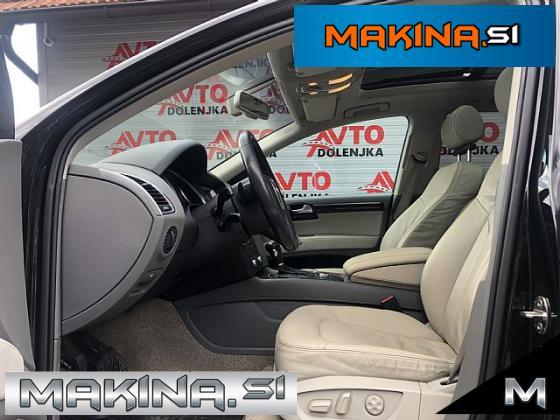 Audi Q7 quattro 3.0V6 TDI DPF Tiptronic Max oprema...