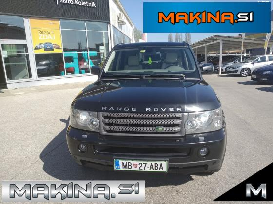 Land Rover Range Rover Sport 2.7 TdV6 SE Avtomatic