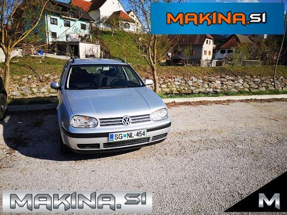 Volkswagen Golf Variant Comfortline 1.9 TDI