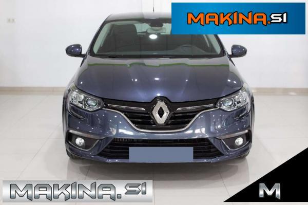 Renault Megane Berline dCi 90