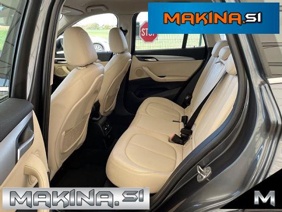 BMW serija X1: sDrive18d- navigacija- pdc- alu17