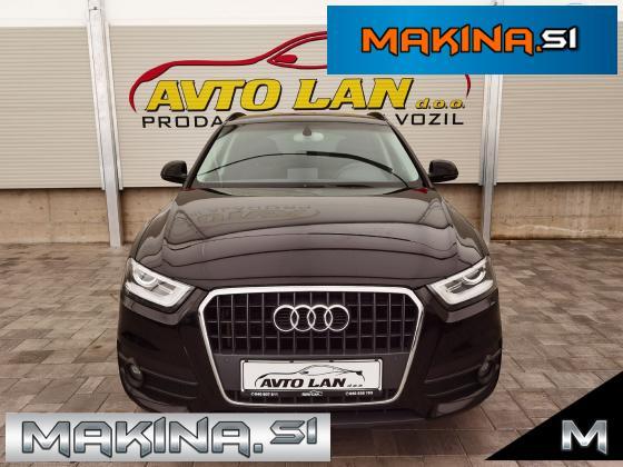 Audi Q3 2.0 TDI XENON- LED ATRAKTIVEN