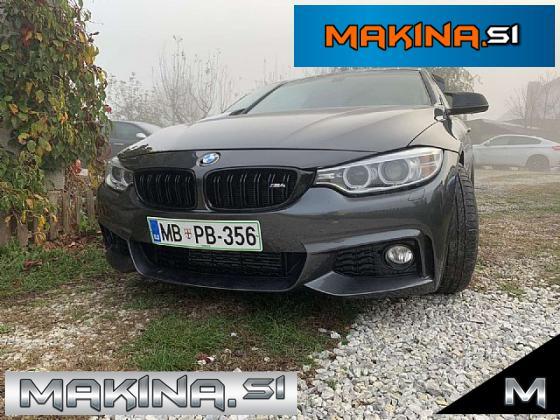 BMW serija 4: 420d Coupe M Sport