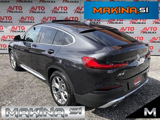 BMW serija X4- xDrive20d xLine Avtomatic FullLED- Pano- Navigacija- Kamera- Keyless
