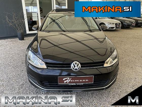 Volkswagen Golf Variant 1.6 TDI BMT Highline- panorama- navigacija- pdc- alu