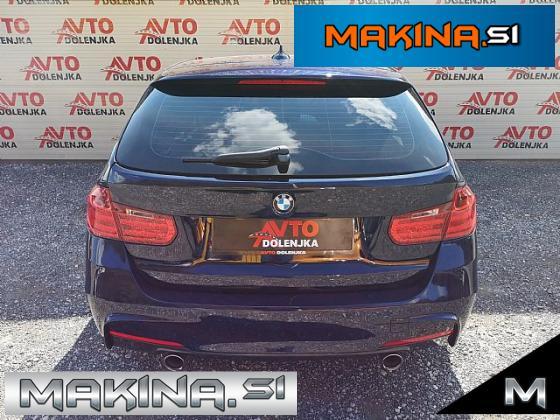 BMW serija 3- 320d Touring Automatic- Bixenon- Navigacija- Usnje - 2 x pdc- F1- Alu18