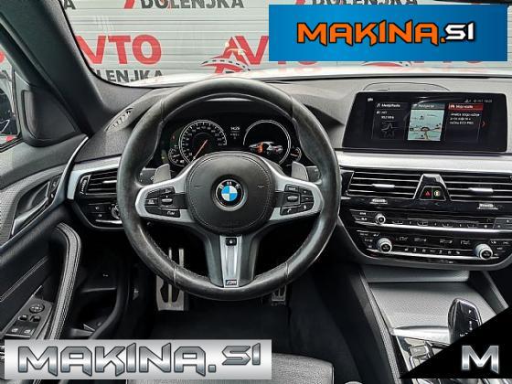 BMW serija 5- 520d xDrive Moptic Avomatic- Hud- FullLed- Usnje- Gretje- F1