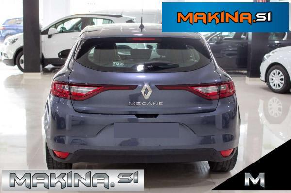 Renault Megane Berline dCi 90 Energy