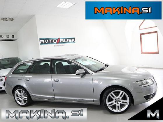 Audi A6 Avant 2.0 TDI-BI.XENON- NAVIGACIJA- WEBASTO- KLJUKA- LED-