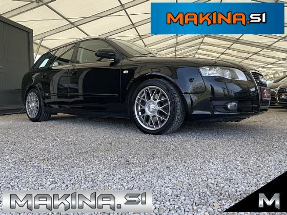 Audi A4 Avant 2.7 V6 TDI S-line